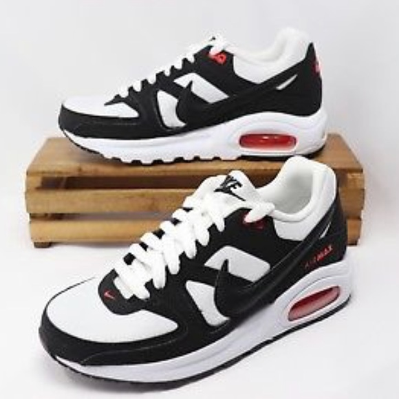 bb973dda48 Nike Shoes | Air Max Command Flex White Black Womens | Poshmark